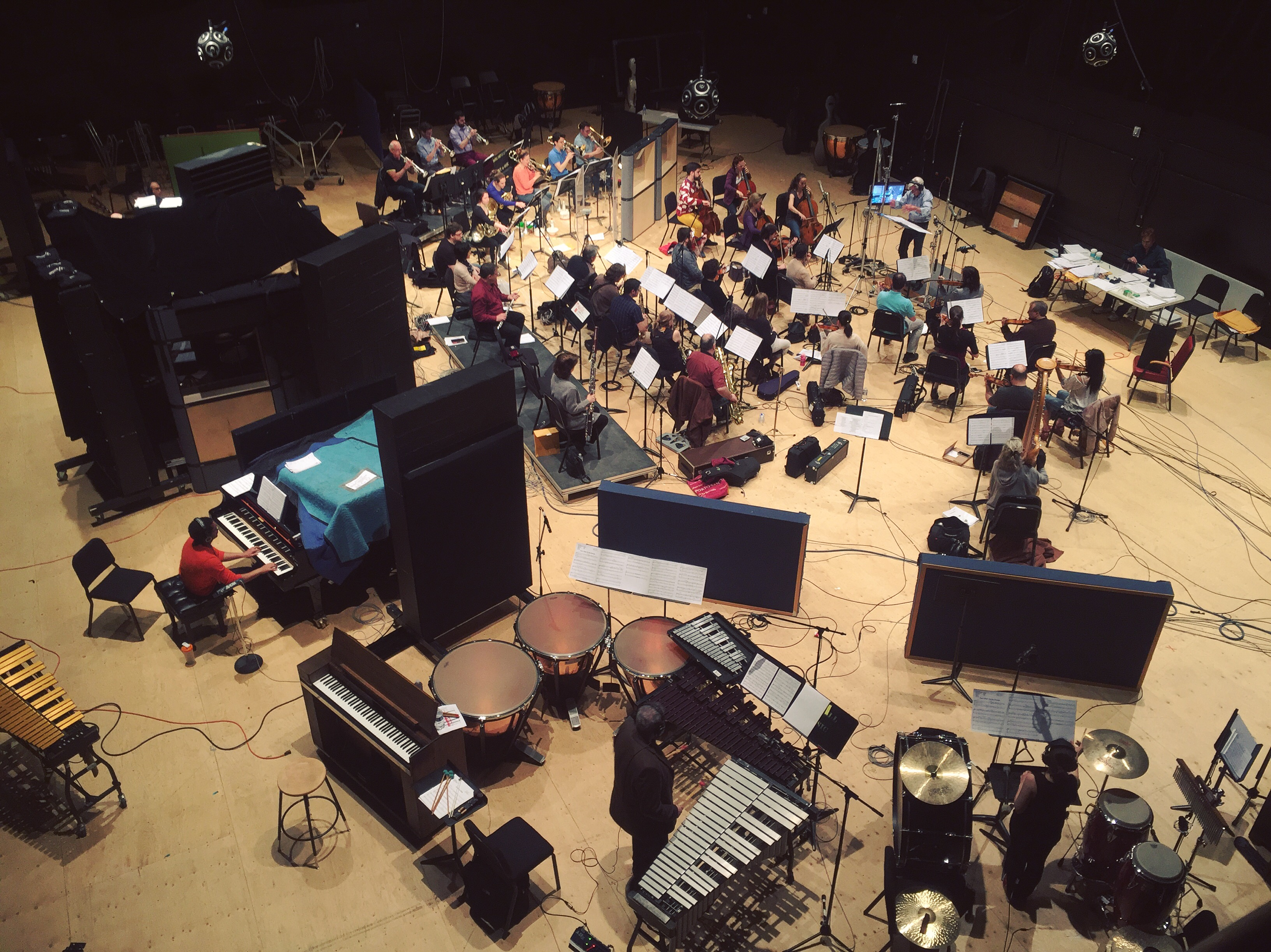 [Session note] Broadway Music 녹음기